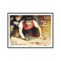 Timbre N° 3365B Neuf ** personnalisé avec vignette les timbres personnalisés