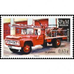 Timbre N° 3861A Neuf ** personnalisé avec vignette les timbres personnalisés