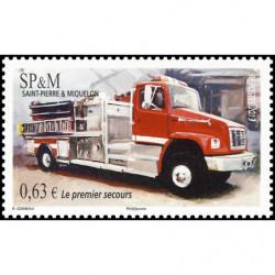 Timbre N° 3432A Neuf ** personnalisé avec vignette les timbres personnalisés
