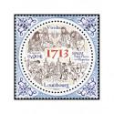 Feuille Monaco N° 1297 Neuf ** - Rose Catherine Deneuve. Création Meilland, grand prix général