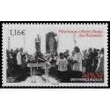 Timbre N° 3636A Neuf ** personnalisé avec vignette les timbres personnalisés