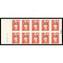 Carnet de timbres BC3298 Neuf - Saint Valentin, coeurs 2000 - Livré non plié