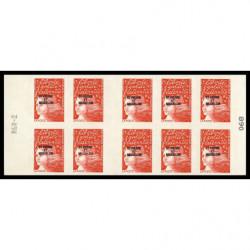 Timbre F2518 - Feuille de 20 timbres avec vignette