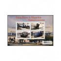 Timbre F2560a - Feuille de 20 timbres - The Dahlia