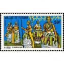 Feuille Monaco N° 1265 à 1269 Neuf ** - 25e anniversaire du mariage Princier