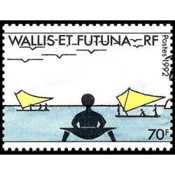 Bloc de timbres n° 100 Neuf ** - Anniversaire, 75 ans de l'éléphant Babar