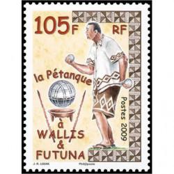 Feuillet 6 timbres oblitérés - Thème grenouilles