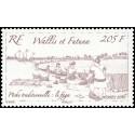 Carnet de timbres autoadhésif C303 - Flore des régions. La flore du Sud
