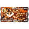 Feuillet 4 timbres oblitérés - Thème chiens
