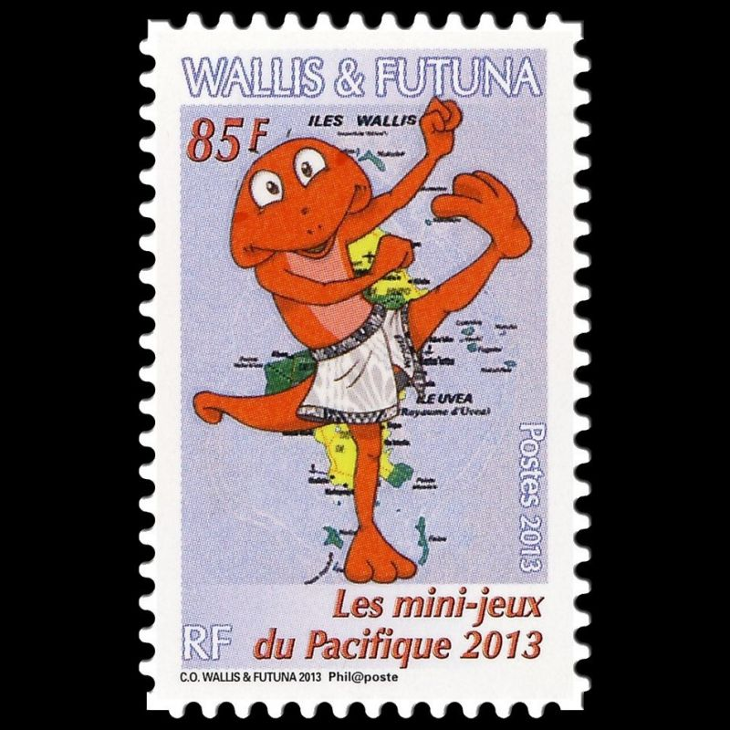 Carnet de timbres autoadhésif BC889 - Le timbre fête l'air