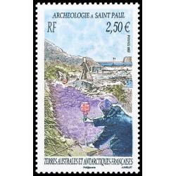 Document officiel La Poste - Corse