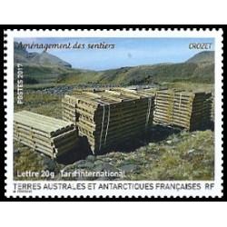 Timbre N° 2629 Neuf ** - Centenaire de la ville de Cap d'Ail
