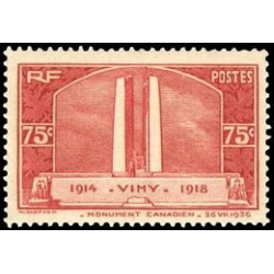 Timbre N° 399A Neuf ** - Hommage au Général de Gaulle