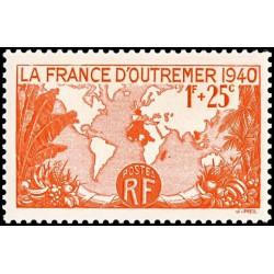Carte Maximum - Cognac - 07/10/61 Cognac