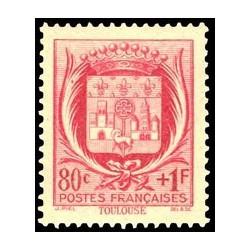 Poste Aérienne N° 29 Neuf ** - Vue de Paris