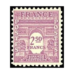 FDC - 57e congrès F.S.P.F - 09/06/1984 à Bordeaux