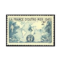 Timbre N° 4182 Neuf ** - Fondation de la ville de Québec