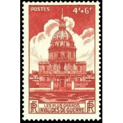 Carnet de timbres autoadhésif BC237 - Au profit de la croix rouge