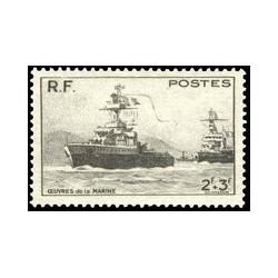Carnet de timbres autoadhésif BC253 - Métiers d'Art - Livré non plié