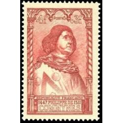 Carnet de timbres BC2460 Neuf - Médecins et biologistes 1987 - Livré non plié