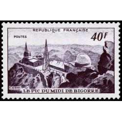 Timbre N° 753 Neuf ** - Visiteurs célèbres - Fidelis von Sigmaringen