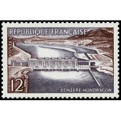 Carte Maximum - Château de Fougères - 16/01/60 Fougères