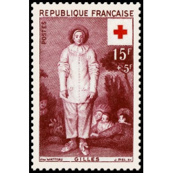Carnet de timbres autoadhésif BC164 - Timbre de naissance - C´est un garçon