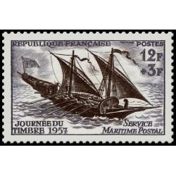 Carnet de timbres autoadhésif BC160 - Fête du timbre 2008
