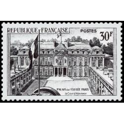 Timbre coin daté - N° 1437 à 1445 Neuf ** - Noël. Les santons de Provence