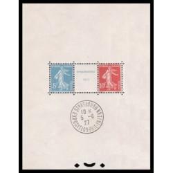 Timbre coin daté - N° 1497 et 1498 Neuf ** - Concours international de bouquets
