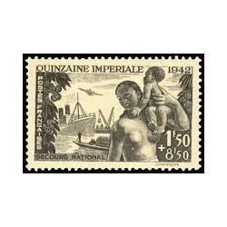 Bloc de timbres n° 121 Neuf ** - Le cirque