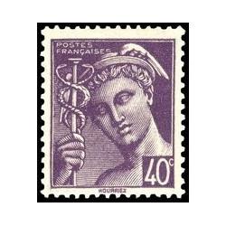 Bloc de timbres n° 129 Neuf ** - Saint Valentin. Coeurs 2010