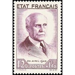 Document officiel La Poste - Comédie Française