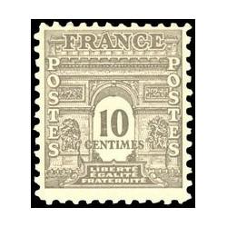 Timbre N° 1619 Neuf ** - Poissons du musée océanographique de Monaco