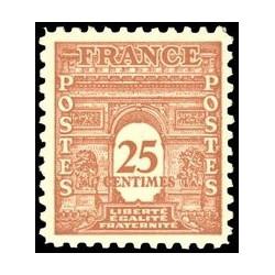 Timbre N° 1620 Neuf ** - Poissons du musée océanographique de Monaco