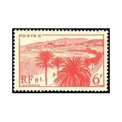 Document officiel La Poste - Martinique. Floralies internationales