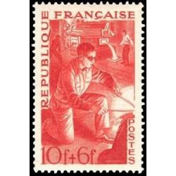 Document officiel La Poste - Claude Bernard