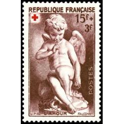 Document officiel La Poste - Journée du timbre 1982
