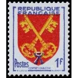 Timbre Colis Postal N° 24 oblitéré
