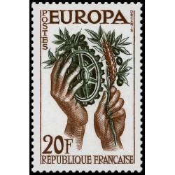 FDC - Art nouveau, Emile GALLE - 22/01/1994 Nancy