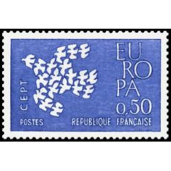 Timbre N° 1722 Neuf ** - Effigie de S.A.S. Rainier III