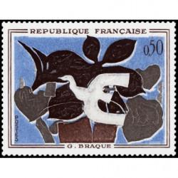 Timbre N° 1721 Neuf ** - Croix rouge Monégasque