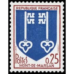 Timbre N° AA386 Neuf - Saint Valentin. Coeœurs 2010
