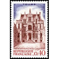 Carnet de timbres de Monaco N° 13 Neuf ** - Série courante. Armoiries. Timbres à validité permanente