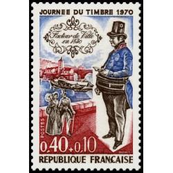 Timbre Collector TOUT commence en Finistère - Neuf sous blister
