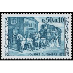 Timbre N° 1815 Neuf ** - Concours international de bouquets