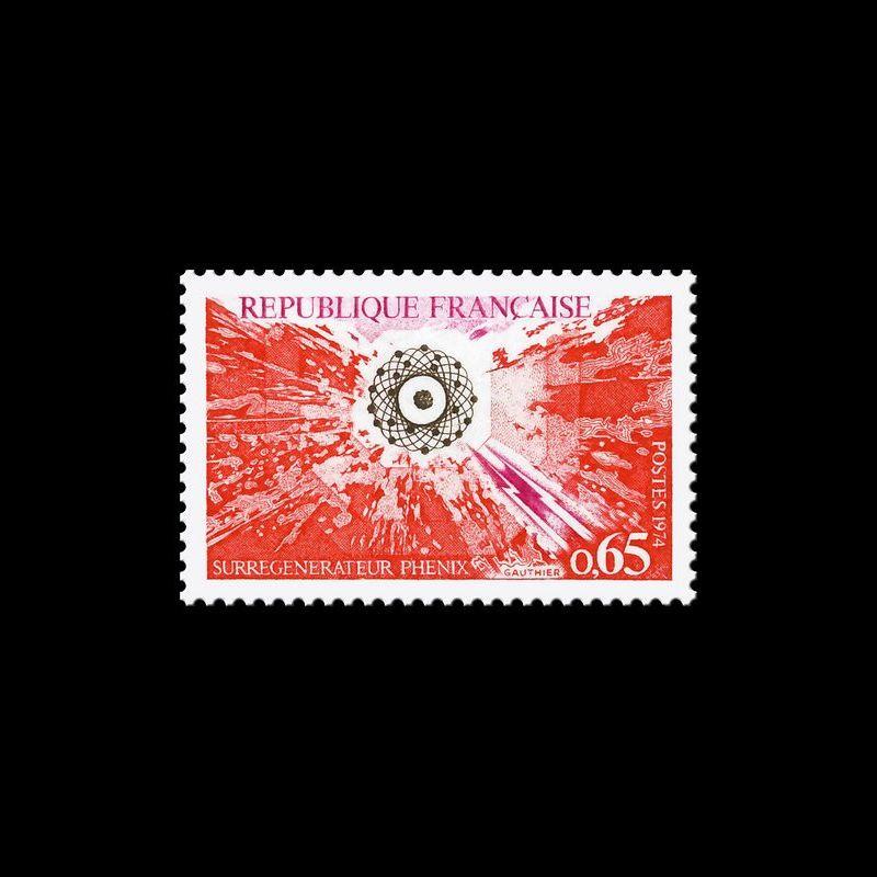 Timbre N° 1876 Neuf ** - Europa. Art contemporain