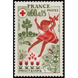 Michel Ange enveloppe 1er jour Djibouti 26.6.75 timbre PA106 portrait