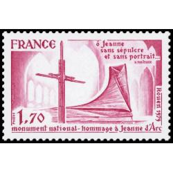 Timbre N° 16 à 19 Neuf ** - Timbre de distributeur, transports postaux