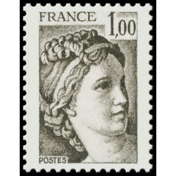 Timbre N° 3392 Neuf ** - Léo Ferré